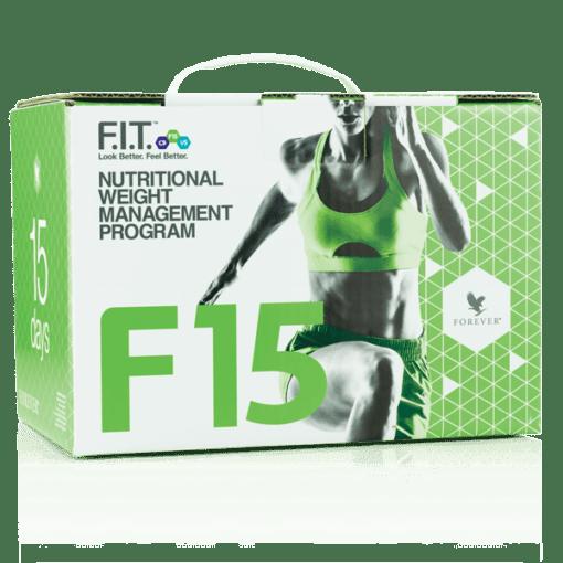 فوريفر إف 15 برنامج 15 يوم لخسارة الوزن