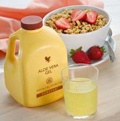 DRINKS & ALOEVERA GELS