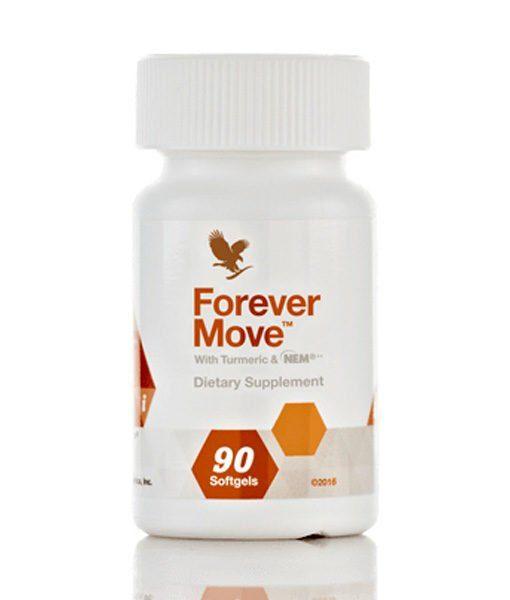 فوريفر موف Forever Move - حل طبيعي لدعم العضلات و صحة المفاصل