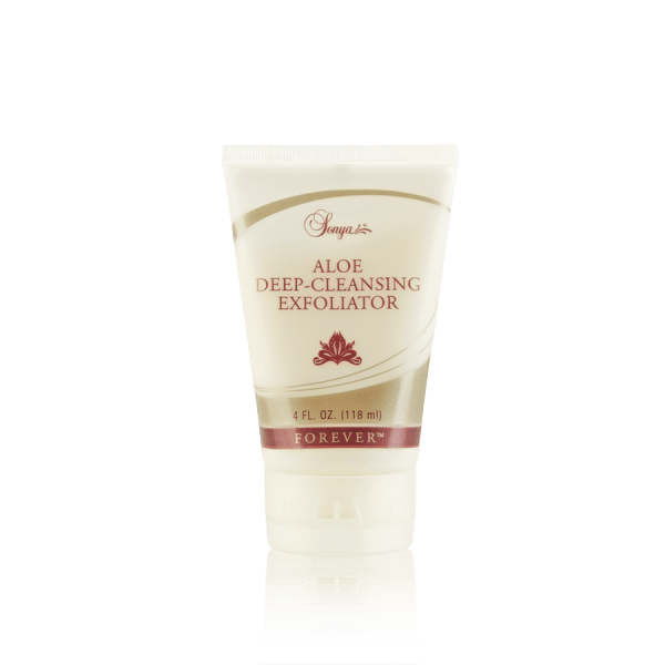 Aloe Deep-Cleansing Exfoliator