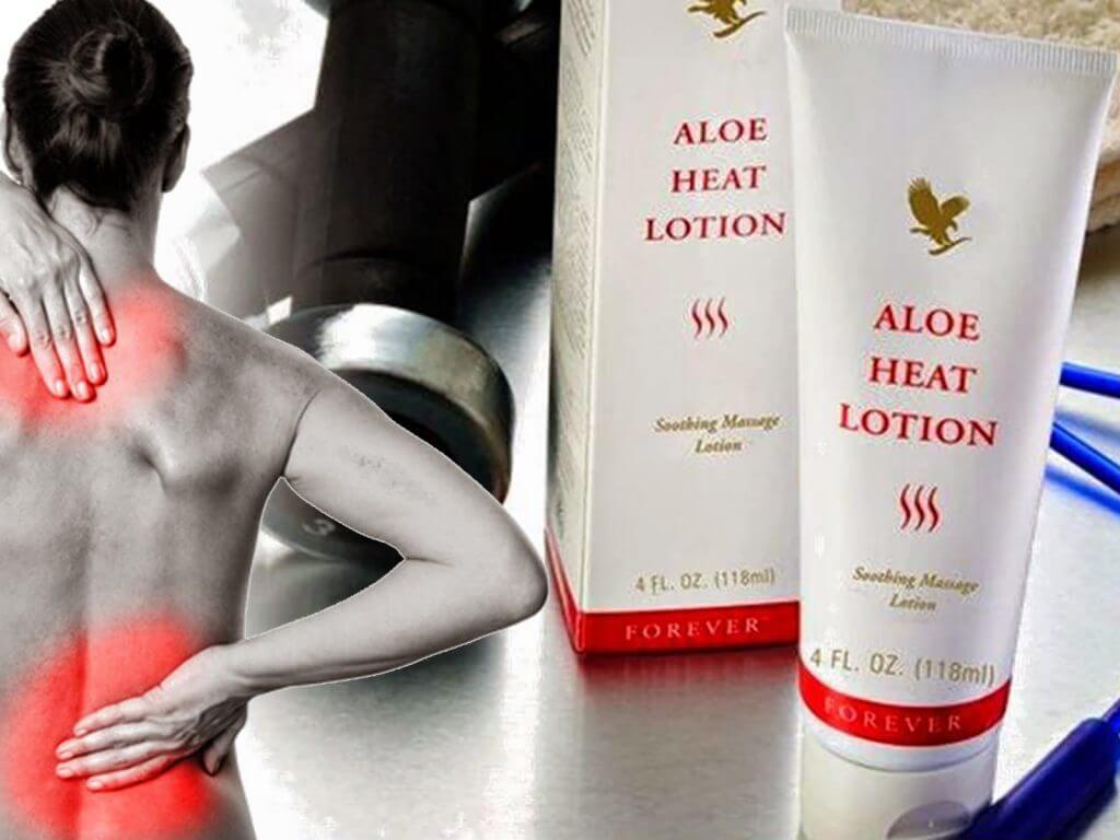 Aloe Heat Lotion Review