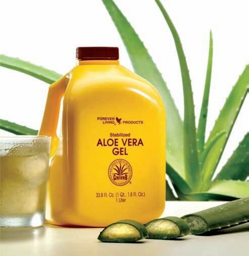 Forever Aloe Vera Gel Review